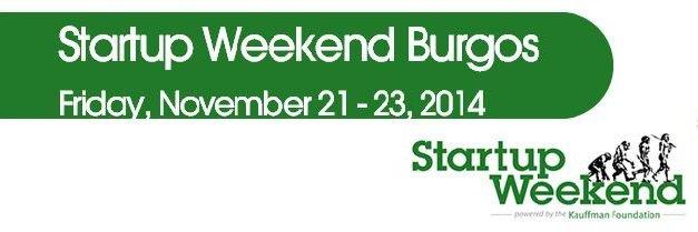 Anímate a participar en la nueva edición de Startup Weekend Burgos