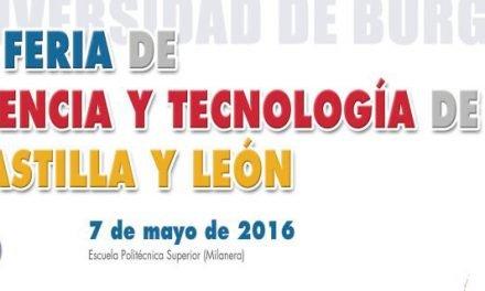 Abiertas las inscripciones a la II Feria de Ciencia y Tecnología de Castilla y León