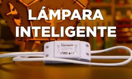 ESPACIO MAKER: Lámpara inteligente