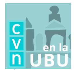 """Cartel del evento """"Curriculum Vitae Normalizado"""" realizado en la UBU"""