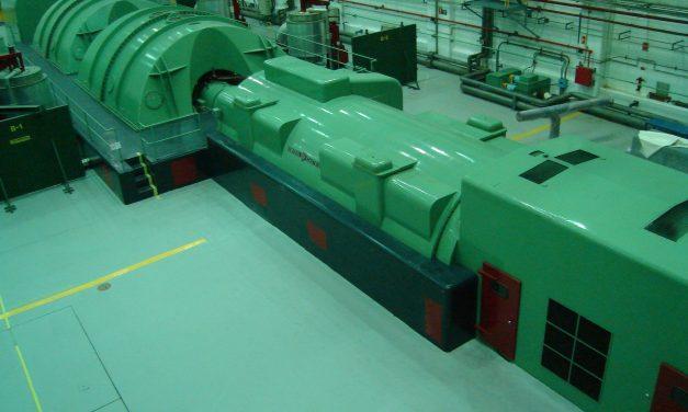 Balance energético de turbinas de vapor húmedo en centrales termoeléctricas nucleares: aplicación a la central nuclear de Santa María de Garoña