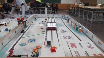FIRST LEGO League, Torneo Burgos (15/2/2014)