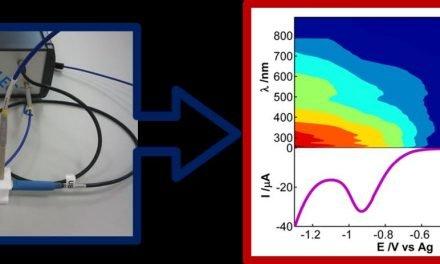 Estudio de la reducción de óxido de grafeno con espectroelectroquímica