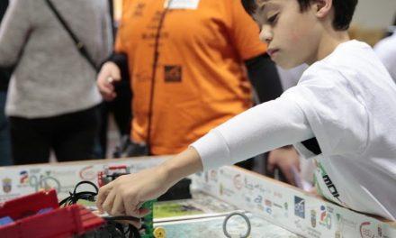 El espíritu de la ciencia en acción (Crónica de los valores de la FIRST LEGO League)