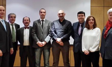 Premio a la mejor tesis doctoral en polímeros en 2014