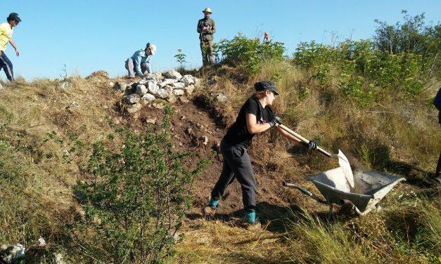 Arqueólogos estudian la influencia romana en la Meseta Norte