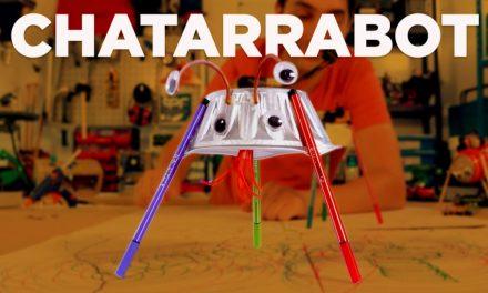 ESPACIO MAKER: Chatarrabot