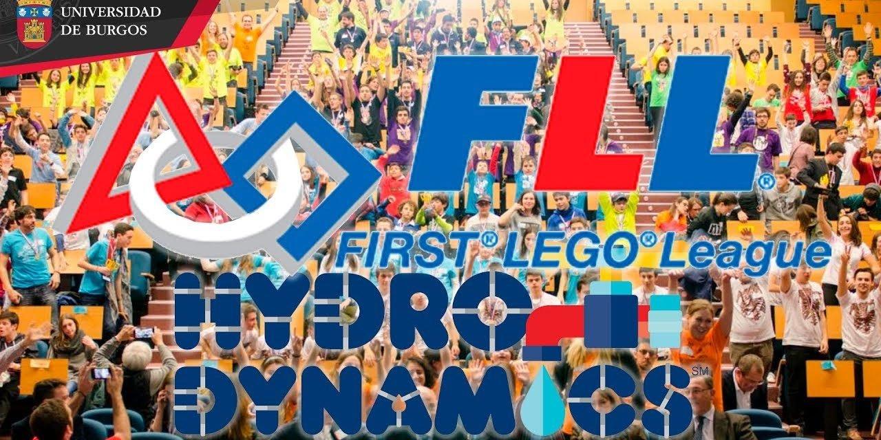 (Vídeo) FIRST Lego League 2018 en la Universidad de Burgos