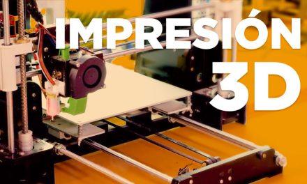 ESPACIO MAKER: Impresión 3D