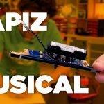 ESPACIO MAKER: Lápiz musical
