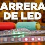 ESPACIO MAKER: Carreras de LEDs
