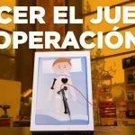 ESPACIO MAKER: Juego de operación