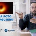 La primera foto de un agujero negro explicada por un físico