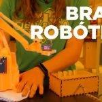 ESPACIO MAKER: Brazo robótico