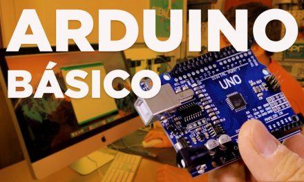 ESPACIO MAKER: Arduino básico