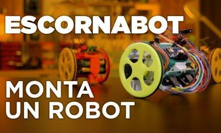 ESPACIO MAKER: Escornabot (el robot educativo)