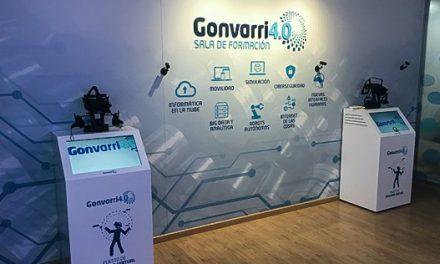 La UBU despliega un proyecto 4.0 en Gonvarri