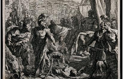 """""""Poner la mano en el fuego"""" y el origen de un dicho popular en las ordalías medievales"""