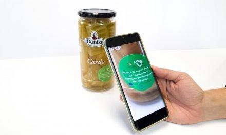 """La Universidad de Burgos patenta una """"etiqueta inteligente"""" que determina la calidad de pescados envasados"""