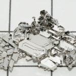 Metales preciosos que ayudan en medicina