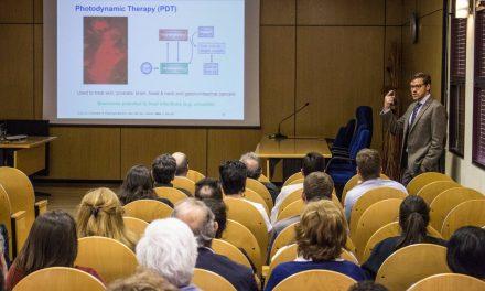 Compuestos metálicos aplicados a la medicina | Entrevista a Gilles Gasser